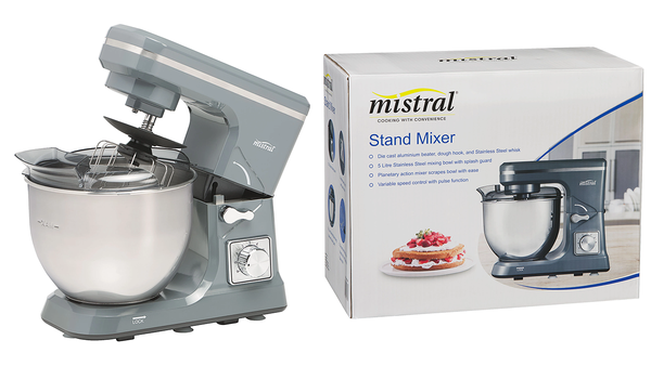 The Reject Shop Mistral 5L Stand Mixer