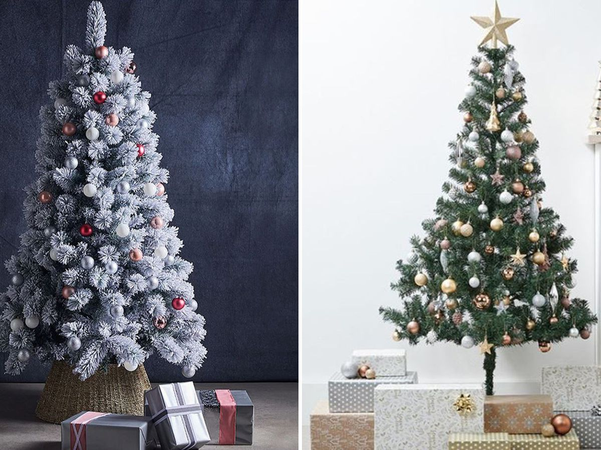 Christmas Trees Under 100 Roundup Of Best Target Kmart And Big W Christmas Trees