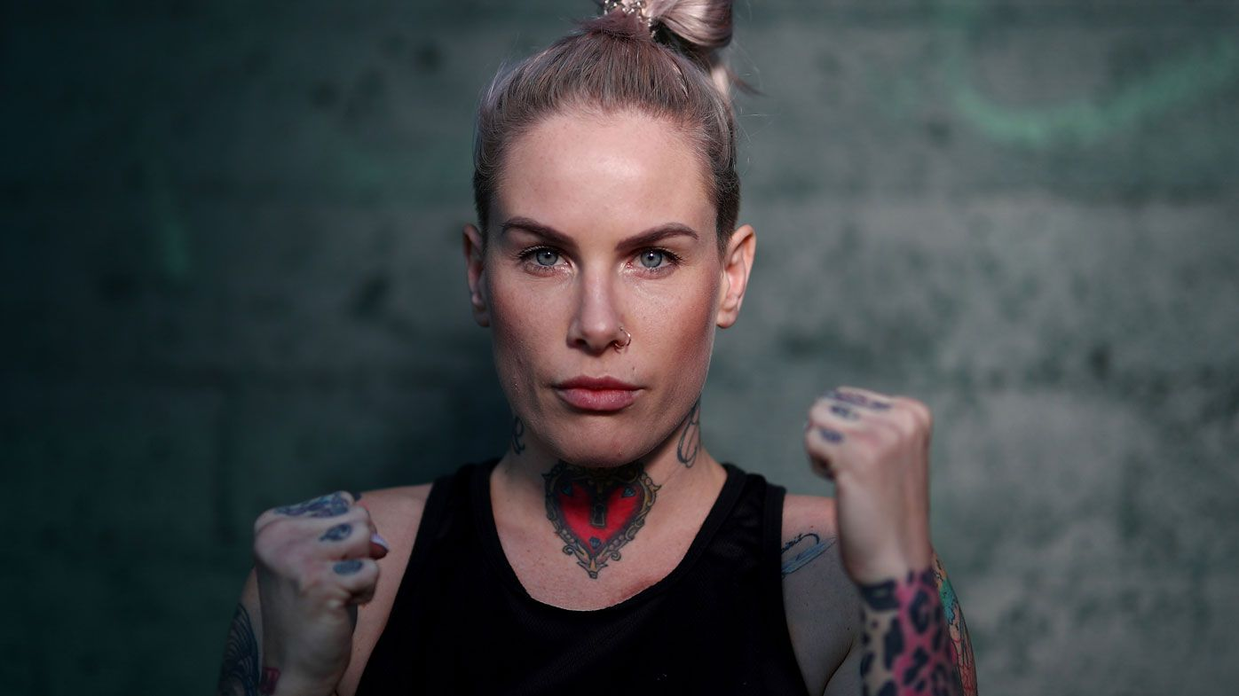How Bec Rawlings survived domestic violence, became bare knuckle boxing queen