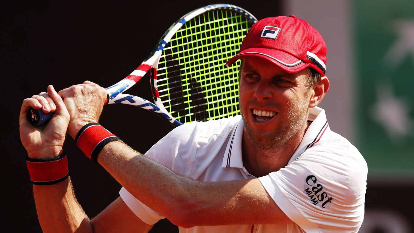 Querrey accused of quarantine breach after positive COVID-19 test in Russia