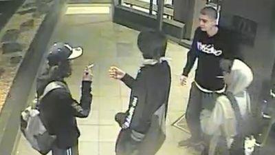 Teen gang hunted over violent armed assault