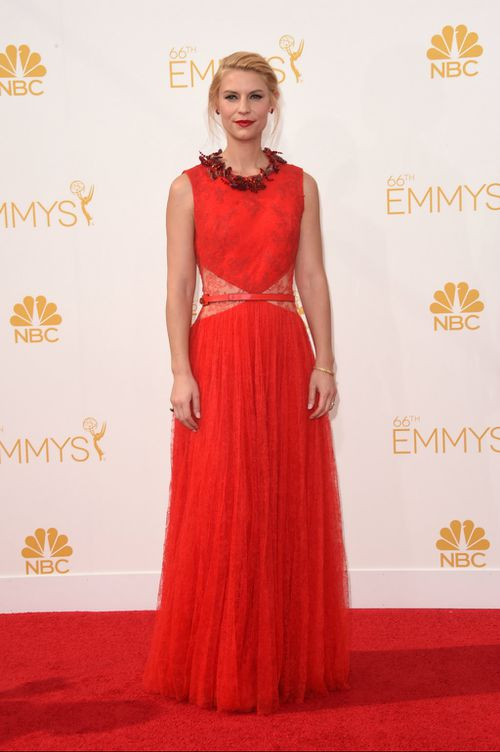 Clare Danes, from Homeland. (Getty Images)