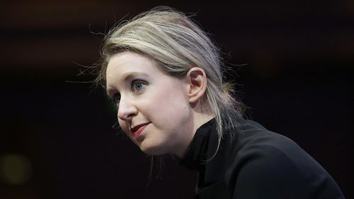 Elizabeth Holmes has been fined $635,000 and stripped of control of her company. (AP/AAP)