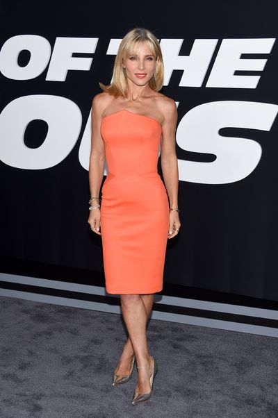 Elsa Pataky at The Fate Of The Furious premiere in New York, 2017