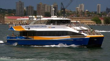 Bold plans for Manly Fast Ferry after NRMA buys business from family