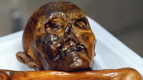 Otzi the iceman is one of the most famous prehistoric finds in recent decades.