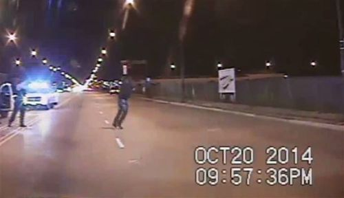 The shooting of Laquan Mcdonald was caught video.