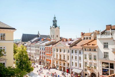 3.Lviv, Ukraine