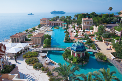 <strong>Monte-Carlo Bay Hotel and Resort</strong>