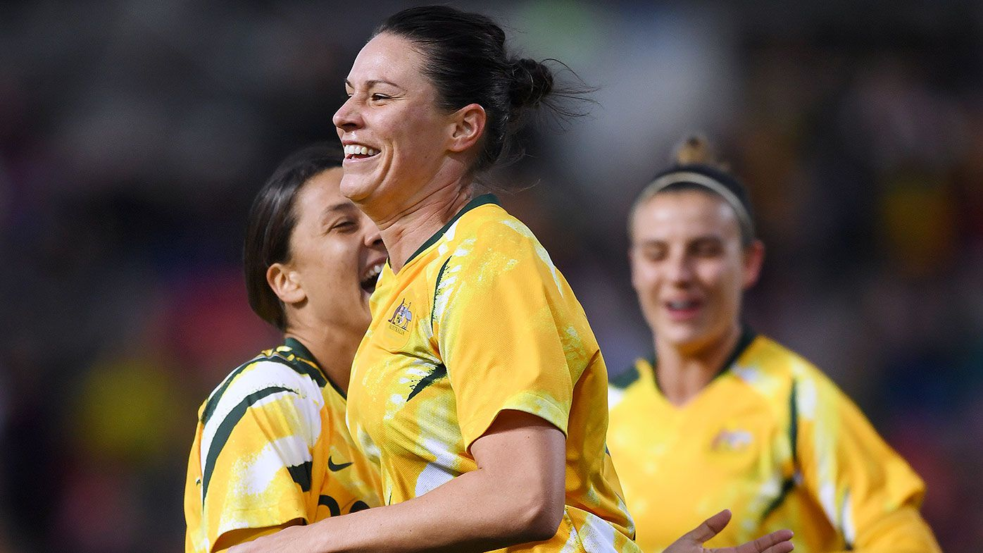 Matildas edge out Chile in international friendly