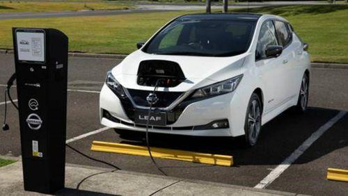 """Australians are embracing electric vehicles"", Nissan believes."
