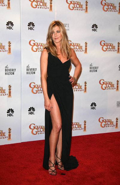 <p><strong>Jennifer Aniston 1</strong></p> <p>In 2010 Angelina Jolie's former love rival rocked Valentino at the 2010 Golden Globes.</p>