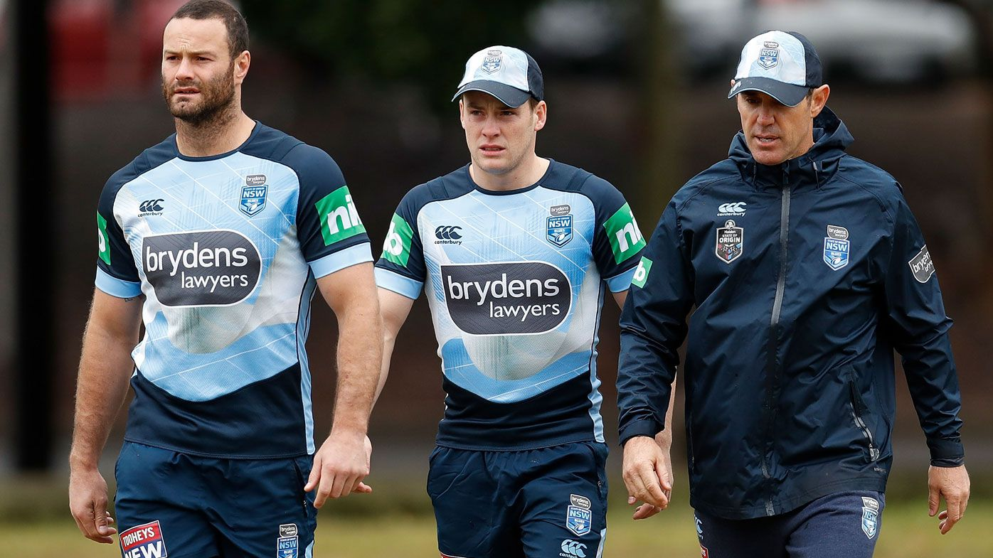 EXCLUSIVE: Blues, Fittler must be ready for Queensland 'ambush', says Phil Gould