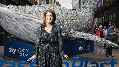 Princess Eugenie announces Project 0 ambassadorship, June 2018