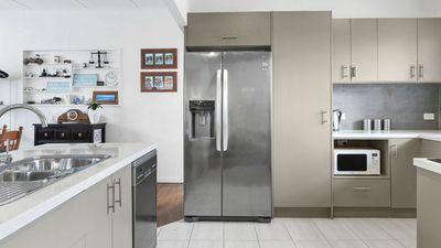 Kitchen: Before