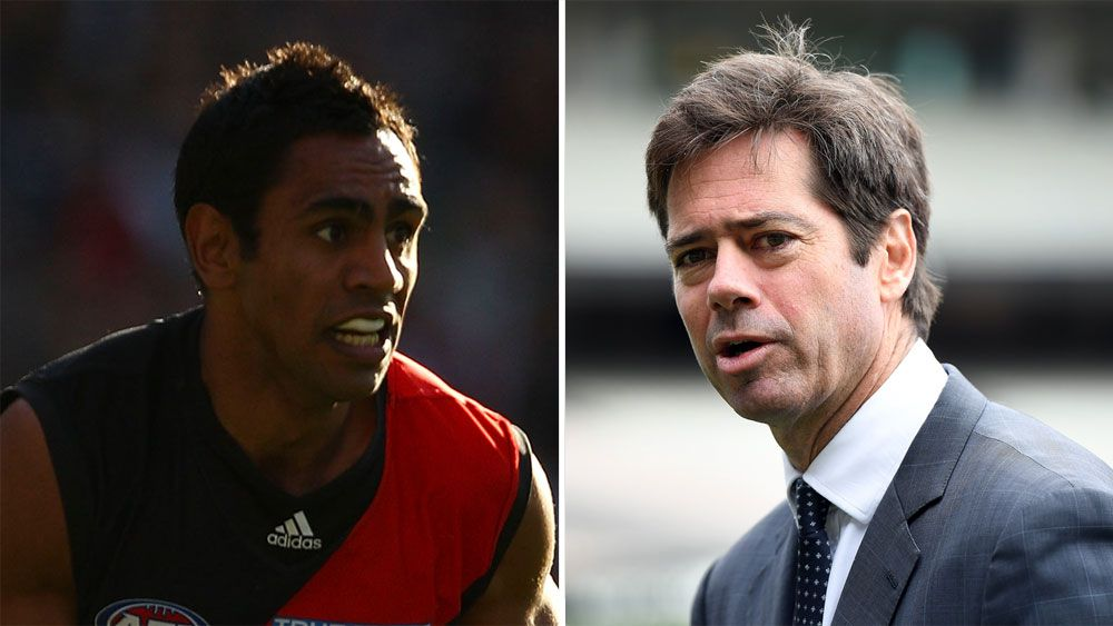 Nathan Lovett-Murray and Gillon McLachlan.