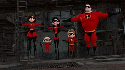 18. Incredibles 2