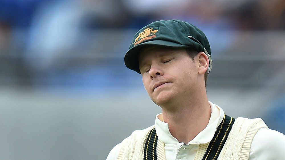 No support for skipper Steve Smith