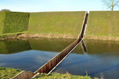 <strong>The&nbsp;Moses Bridge, The Netherlands </strong>