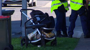 A mum and her baby have been hit while they were walking in Five Dock.