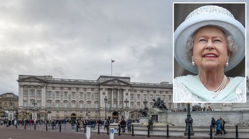 The letters are embargoed by the Queen until at least 2027 with the Queen's private secretary having to approve access to them even after that date.