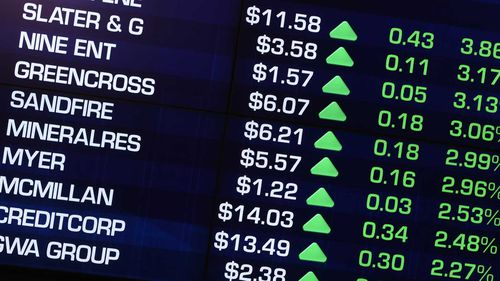 Australian shares continue to fight off global contagion