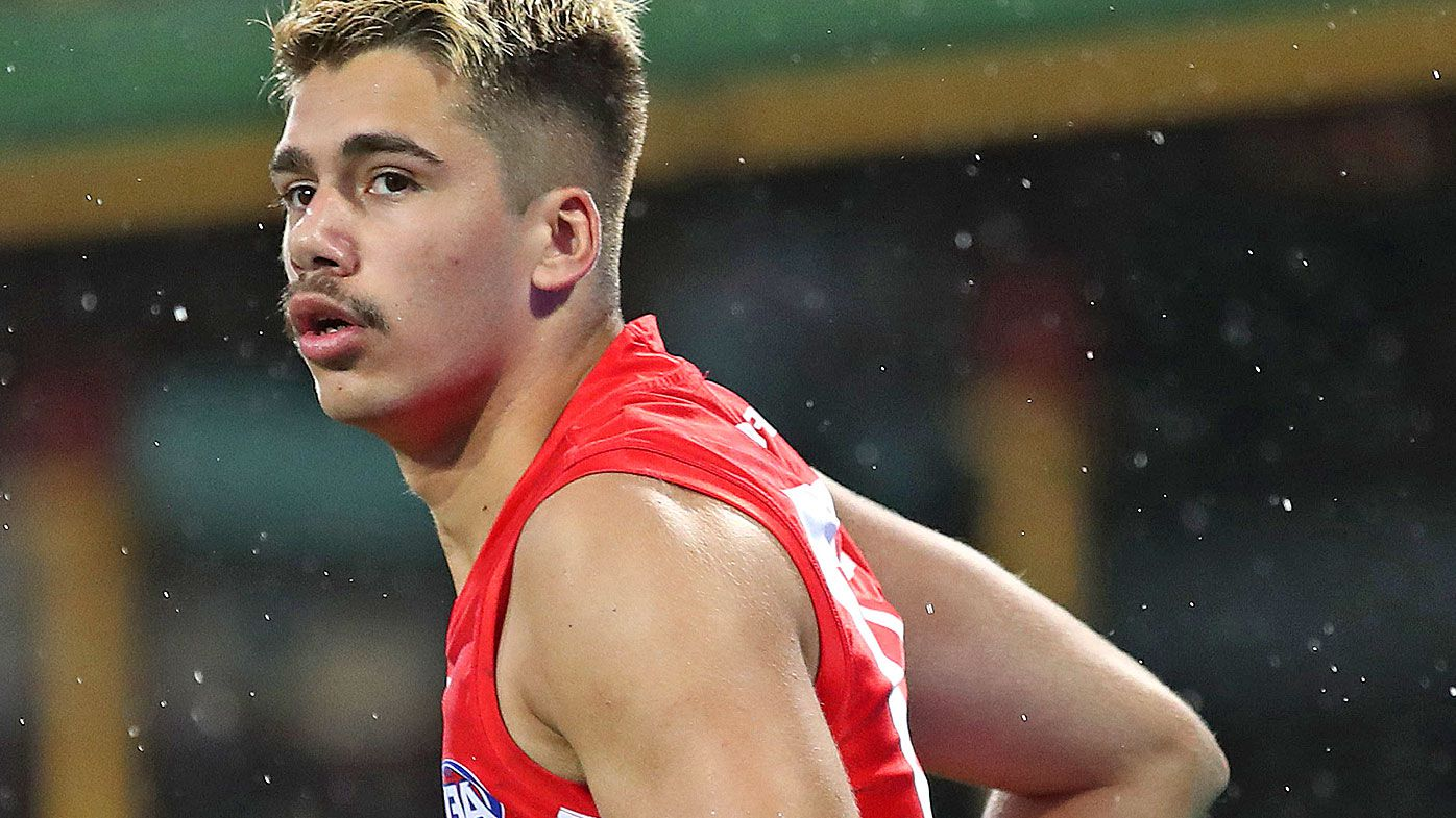 Swans deny silencing woman after 'extremely serious' allegations against Elijah Taylor