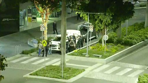 Police officers were recognised for their actions during a three-hour standoff with armed gunman Troy Dean Sprigg in Mackay in 2018.