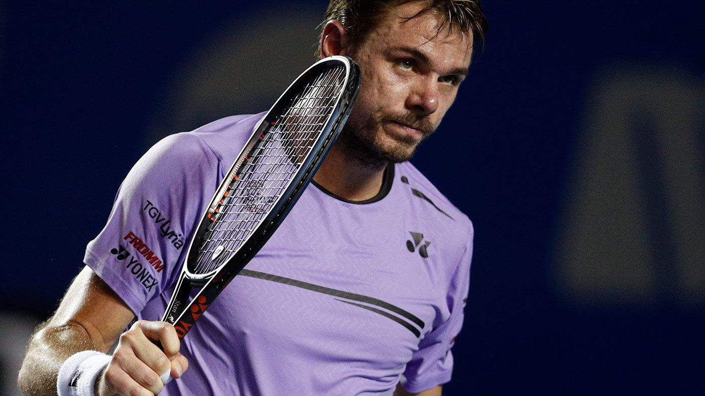 Stan Wawrinka demands sacking of Justin Gimelstob after 'violent assault'