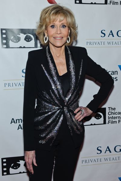 Jane Fonda at the Cinema/Chicago Honours ceremony on July 29, 2017