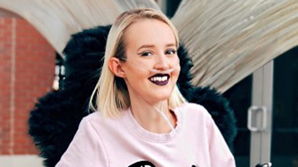 This disabled teenager is changing the face of fashion