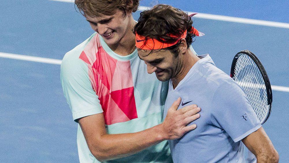 Federer's incredible act of sportsmanship