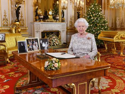 Queen Elizabeth II's message to the public