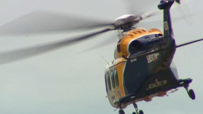 Investigation launched into CareFlight helicopter that lost control