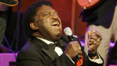 Legendary soul singer Percy Sledge dies in Louisiana aged 74