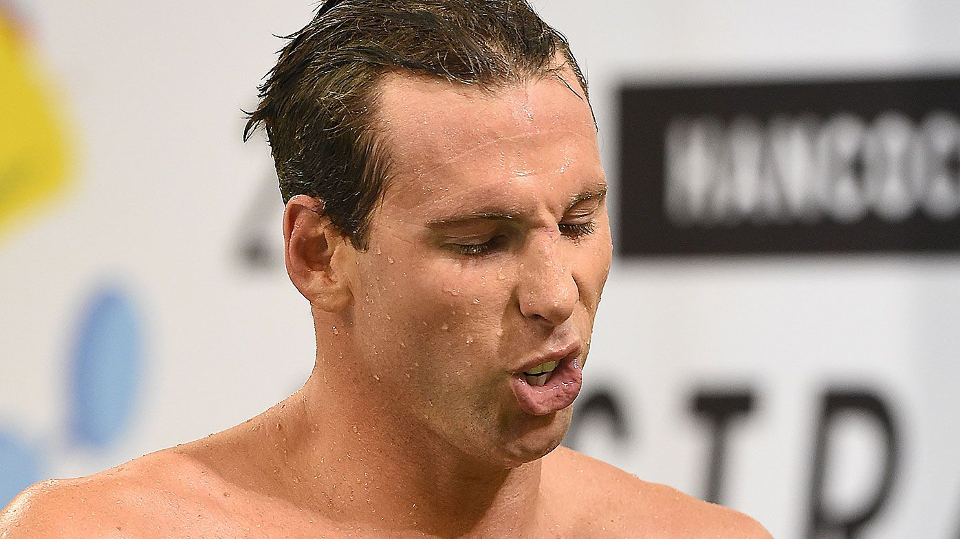 Australian Olympic legend Grant Hackett rubbishes Sun Yang comparisons
