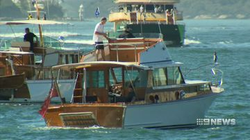 Halvorsen boats transform Sydney Habour once again