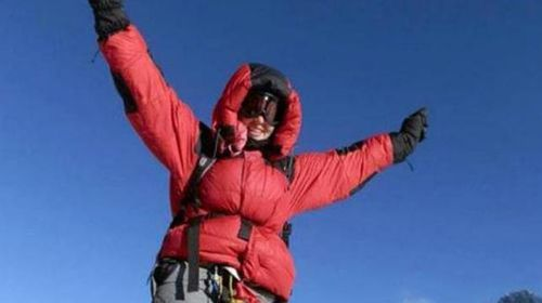 Ms Strydom was an experienced climber, who had championed the vegan diet as no barrier to mountaineering.