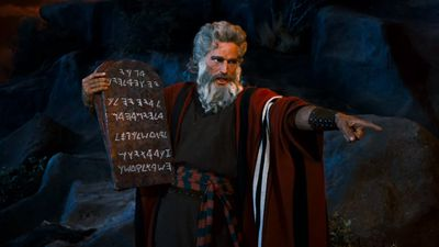 6. The Ten Commandments