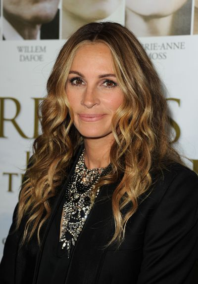 Soft, tousled beach waves at the premiere of Fireflies In The Garden in 2011