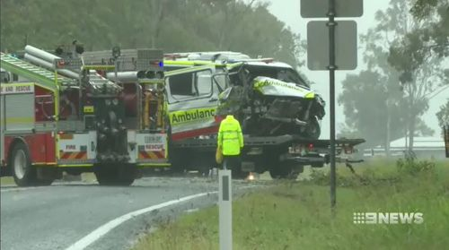 Queensland paramedic death Mackay