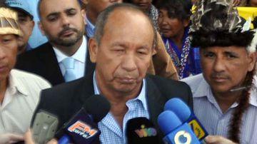 iborio Guarulla, the Amazonas governor, said 37 prisoners had been killed (JOSÉ COHEN / NOTIMEX).