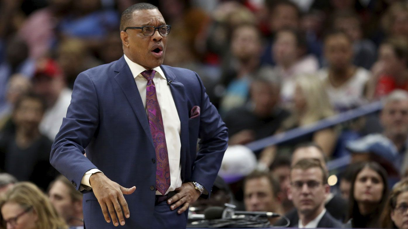 NBA's New Orlean Pelicans fire coach Alvin Gentry, won't lead Zion Williamson era