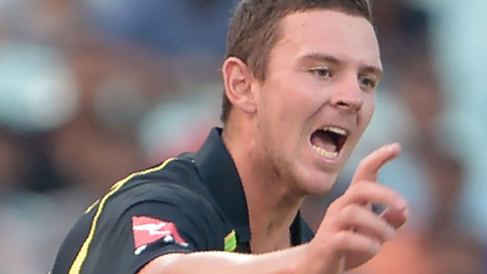 Hat-trick may not be enough for Hazlewood
