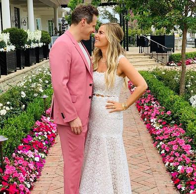 Meghan's ex Trevor Engelson remarries
