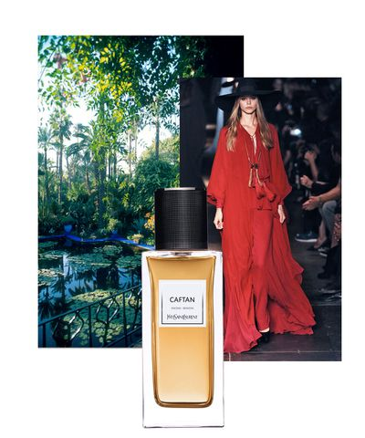 Predictably, the Caftan is an oriental scent of bergamot, pink pepper and musks.