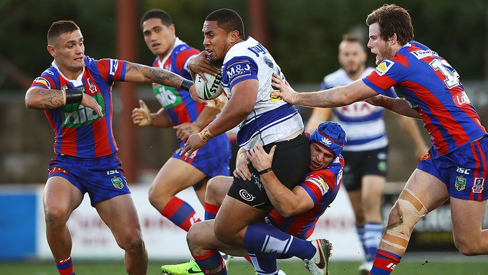 Phil Gould: Canterbury Bulldogs get a win they didn't deserve over Newcastle Knights