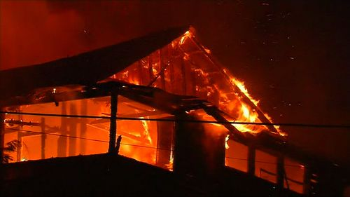 Students from Brisbane's Morningside State School will resume classes at a different location after it was gutted by a suspicious fire.