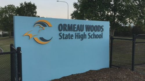 The boy was a Year 10 student at Ormeau Woods State High School.