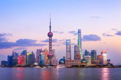 Shanghai – 143,000 hashtags